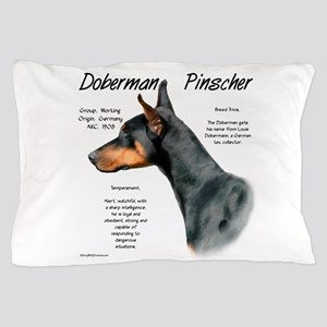 Doberman Pinscher Pillow Case